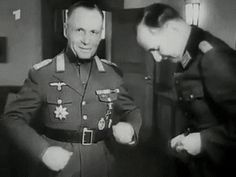 """smellofhero: """" Erwin Rommel Excited to receive the swords to his Knight's Cross """""""