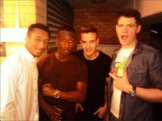 Twitter / 1DUpdatesOnline: Liam at the club last night ...