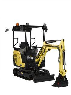8 Best Mini Diggers  Micro Digger  Micro Excavator  Yanmar