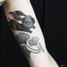 Panakota tattoos www.instagram.com... #tattoo #tatuaz #tattoowork #project #design #ink #inked #graphic #tattuaggio #btattooing #tattuaje #illustration #татуировка #тату #tetovani #tätowierung #tatuajes #panakota #littletattoos #bunny #rabbit