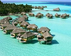 Best Beach Vacations - Caribbean I've always wanted to stay at one of these, maybe one day!