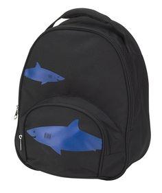 My Sweet Dreams Baby - Black Shark Personalized Toddler Backpack (http://www.mysweetdreamsbaby.com/travelbackpacks.htm)