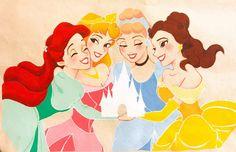 Disney Art, Disney Pixar, Disney Princesses, Disney Characters, Fictional Characters, The Little Mermaid, Pink, You Are Wonderful, Hipster Stuff