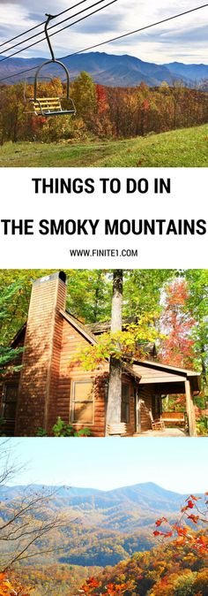 Smoky Mountains. Gre