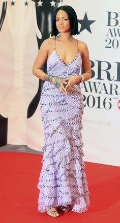 Os looks do Brit Awards: Os melhores e os piores.