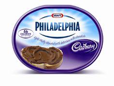 Resultado de imagen para philadelphia cadbury