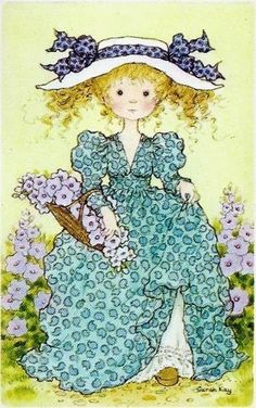 Hobby Videos Ideen - - Hobby For Women In Their Awesome - Hobby Quotes Life - Sarah Key, Holly Hobbie, Illustrations, Illustration Art, Creation Photo, Australian Artists, Sweet Memories, Copics, Vintage Cards