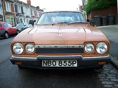 1976 Reliant Scimitar Gte Auto Orange - http://classiccarsunder1000.com/archives/3952