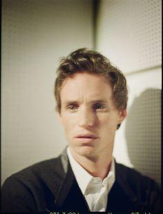 Tom Craig + British Vogue + Eddie Redmayne