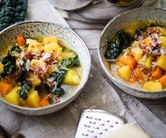 Rezept Eintopf mit Steckrüben und Quinoa