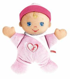 Amazon.com: Fisher-Price Brilliant Basics Hug 'n Giggle Baby: Toys & Games
