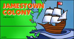 Jamestown - 13 Colonies - FREE Powerpoints for US History
