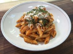 Get this all-star, easy-to-follow Penne Pasta with Alex Guarnaschelli recipe from Food Network