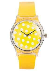 May 28th – Armbanduhr mit Punktmuster