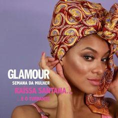 O bom dia de hoje é especial! No Dia Internacional da Mulher a #glamourbrasil e a miss @santana_raissa celebram as mulheres e a liberdade de ser quem você é! E de vestir a sua bandeira seja ela qual for. Aperta o play e feliz 8 de março pra todas nós! #GlamourPorTodasElas #GlamourÉGirlPower #portodaselas #womansmarch  via GLAMOUR BRASIL MAGAZINE OFFICIAL INSTAGRAM - Celebrity  Fashion  Haute Couture  Advertising  Culture  Beauty  Editorial Photography  Magazine Covers  Supermodels  Runway…