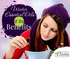 Use the natural way of aromatherapy and fight winter induced ailments. Know about essential oils that is best to use in winter season.