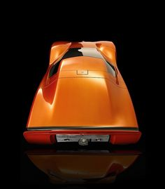 ★ Visit ~ MACHINE Shop Café ★ (1969 Holden Hurricane Concept)