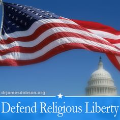 Defend Religious Liberty