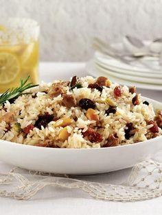 Kalbuni pilavı Tarifi - Türk Mutfağı Yemekleri - Yemek Tarifleri