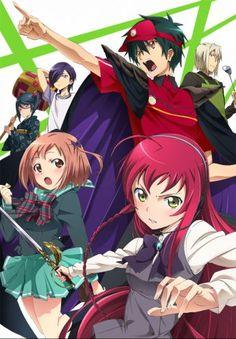 Hataraku Maou-sama! – anime-odcinki.pl