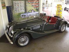 Morgan Plus 8 #cars #oldtimer