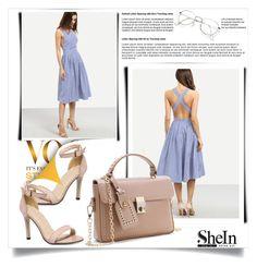 """#Shein 10"" by amrafashion ❤ liked on Polyvore"