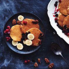 .@linda_lomelino | Sunday pancakes | Webstagram