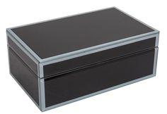 Black Catch All Box
