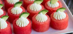 5 Meriendas originales con frutas de verano