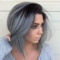 Suchst+Du+nach+einer+kleinen+Veränderung+an+Deiner+glatten+Frisur?+Wir+zeigen+Dir+13+tolle+Ideen+für+mittellange+glatte+Haare!