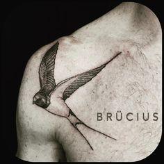 """BRÜCIUS en Instagram: """"#BRÜCIUS #TATTOO #SanFrancisco #bayarea #brucius…"""
