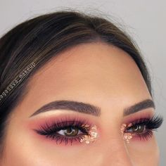 """NABLA Cosmetics (@nablacosmetics) su Instagram: """"This look created by @agasava_makeup using the #DreamyEyeshadowPalette is pure magic Products…"""""""