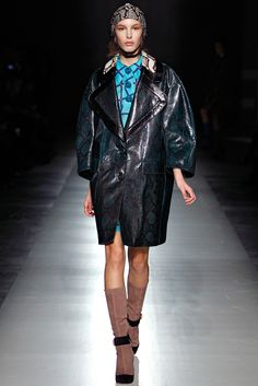 Prada Fall 2011 Ready-to-Wear - Collection - Gallery - Style.com