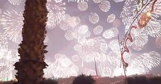 Holy Crap, Watch This One Huge Ass Firework Light Up the Entire Sky