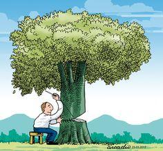 Grupo Ecológico Sentinela dos Pampas: Reparando o dano ambiental...