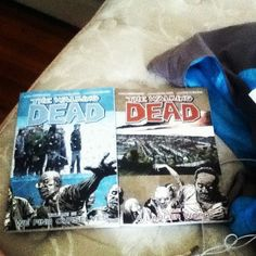 My favorite comicbook! The Walking Dead