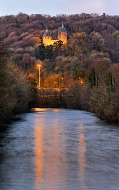 ~~Castle Coch, Wales | Tongwynlais, Wales, United Kingdom by welshio~~
