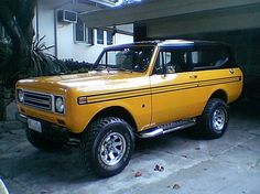 Check out customized richlaw's 1978 International Scout II  photos, parts, specs, modification, for sale information and follow richlaw in Makati  for any latest updates on 1978 International Scout II at CarDomain.