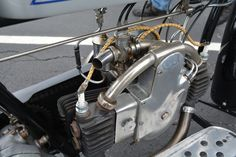 More pictures of the engine.