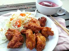 Let's get Wokking!: Deep Fried Chicken with Fermented Bean Curd | Singapore Food Blog on easy recipes