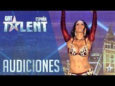 Hay músculos que no sabias que existían | Audiciones 2 | Got Talent España 2016 - YouTube