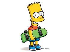 Ich habe:Bart Simpson!