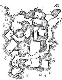 [Tuesday Map] Resolute Caves