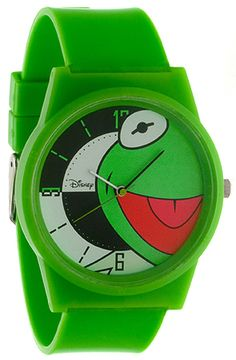 Kermit the Frog  Flud Watches