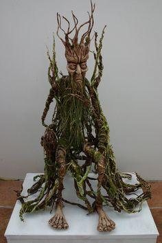 Мир троллей английского скульптора Impsandthings - Ярмарка Мастеров - ручная работа, handmade