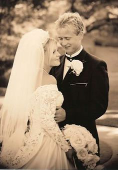 Actress Candace Cameron and Russian NHL hockey player Valeri Bure married June 22, 1996.  They are the parents of three children.
