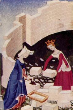 Women in the Medieval Guilds by Lady Magdelene Saunders