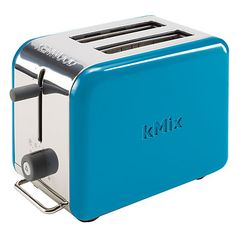 Discover the Kenwood KMix 2 Slice Boutique Aqua Toaster at Amara Kitchen Gourmet, Kitchen Dining, Kitchen Decor, Kitchen Stuff, Aqua Kitchen, Kitchen Goods, Dining Room, Eclectic Kitchen, Kitchen Ideas