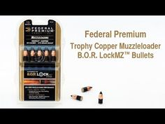Federal Premium Introduces an Improved Muzzleloader Bullet