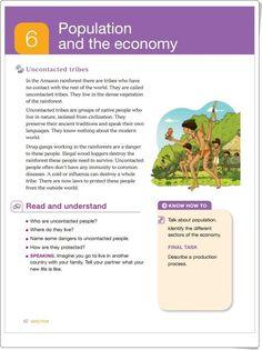 "Unidad 6 de Social Science de 4º de Primaria: ""Population and the economy"" Amazon Rainforest, Social Science, Socialism, Teaching Resources, Unity, United States, Learning, Activities, Social Studies"